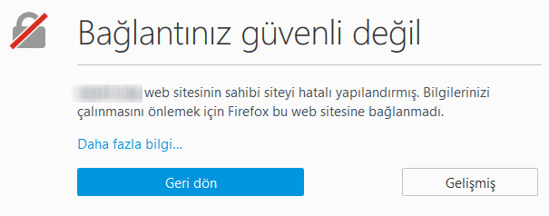 Wordpress SSL Kurulumu Hatası